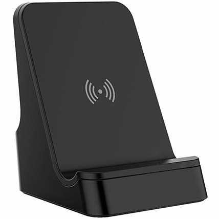Black Mobile Phone Charger: Travel Accessories