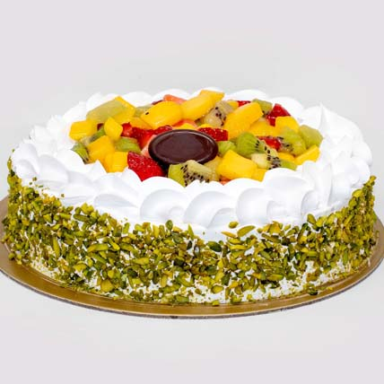 Mix Fruit Cake: Birthday Cakes for Her