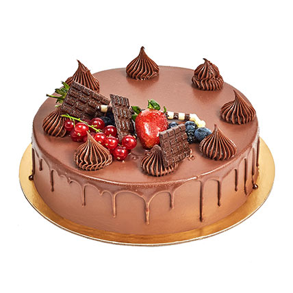 Fudge Cake:  Gifts Delivery