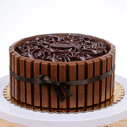 KitKat Chocolate Cake: Same Day Delivery Designer Cakes