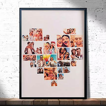 Personalised Frame Love For Mom: Personalised Photo Frames