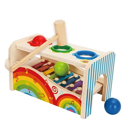 Educational Xylophone Table: Toys for Kids