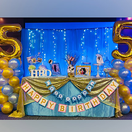 Frozen Theme Birthday Decor: Gifts for Kids