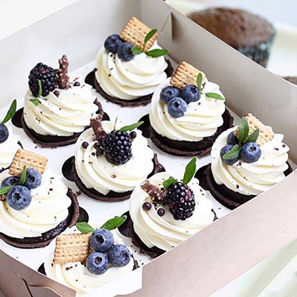Chocolate Cupcakes: Ramadan Gifts for Her