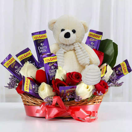 Special Surprise Arrangement: Birthday Chocolates