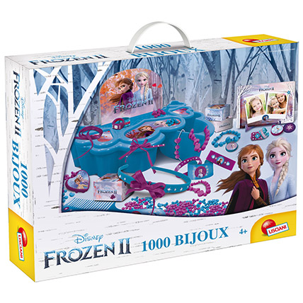 Frozen 2 Bijoux: Educational Games