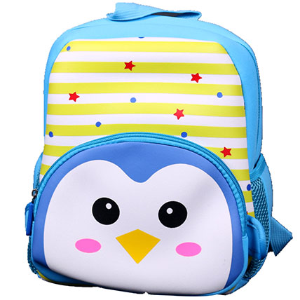 Penguin Backpack For Children: Kids Backpack