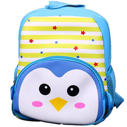 Penguin Backpack For Children: Kids Backpack
