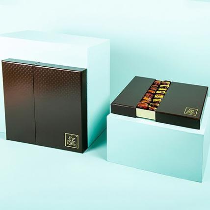 Stuffed Dates Slide Box: Eid Gifts