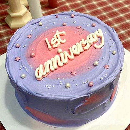 Special Anniversary Celebration Cake: Anniversary Gifts