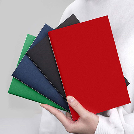 Set Of 4 Notebooks: Back to School Gifts