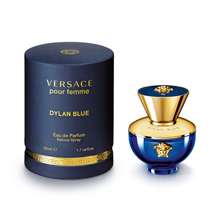 Versace Pour Femme Dylan Blue EDP For Women 50ml: Perfume UAE