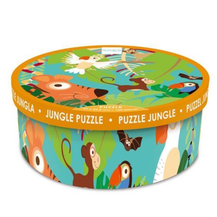 Puzzle Jungle 100 pieces: Buy Puzzle for Kids