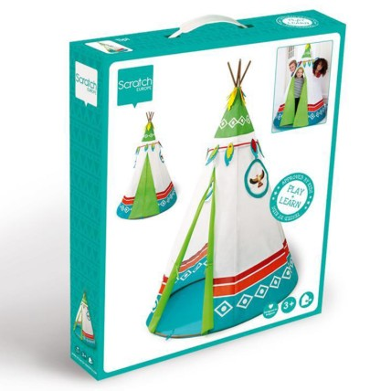 Tipi Tent Easy To Set: Toys for Kids