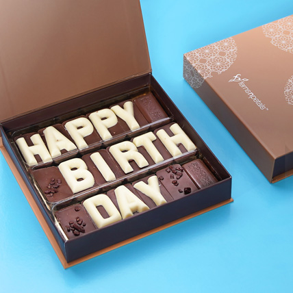 Happy Birthday Chcocolate: One Hour Delivery Chocolates