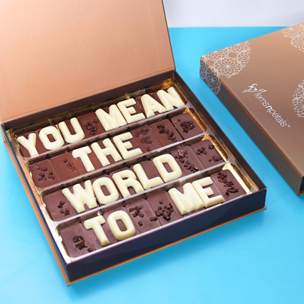 Mouth Watering Chocolates: Chocolates Delivery in Al Ain