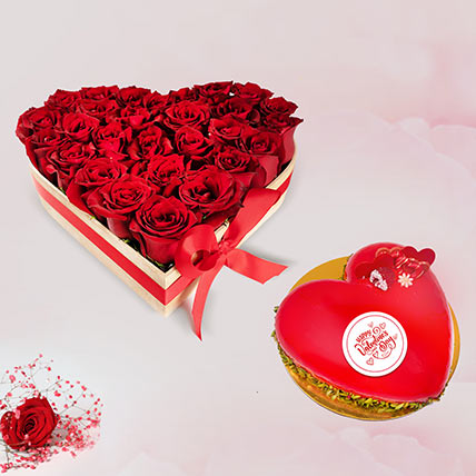 For My Beautiful Sweetheart: Valentine Cakes for Her