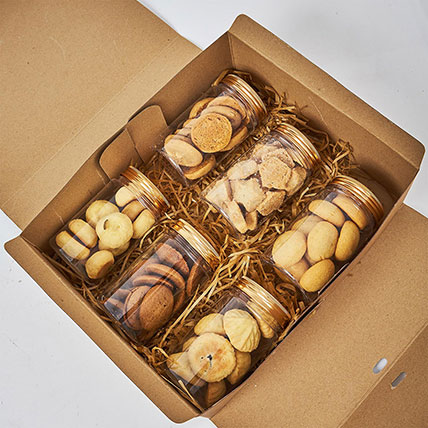 Cookies Delight Box:  Business Gifts