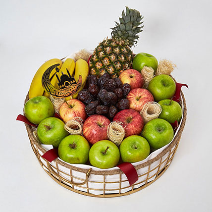 Ramadan Special Dates n Fruit Basket: Ramadan Hampers
