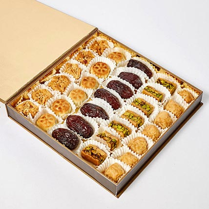 Premium Arabic Sweets Box: Ramadan Gifts