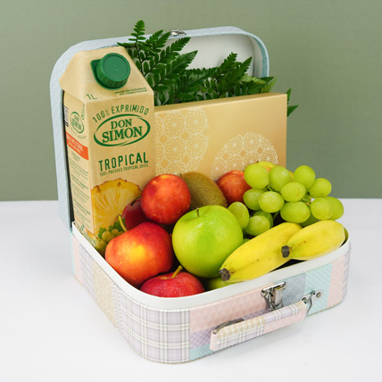 Fruity Delights with Dates: Gift Hampers