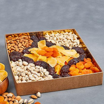 Assorted Healthy Delights: