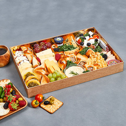 Happy Tummy Cheese n Savouries Collection: