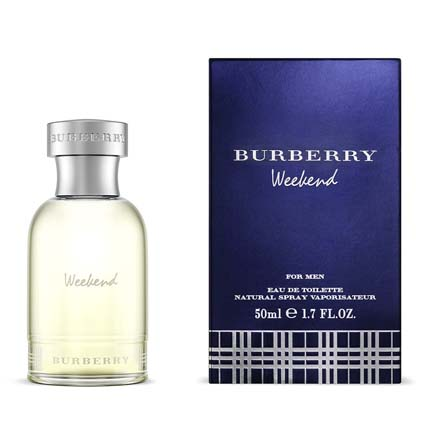Weekend by Burberry for Men EDT: Anniversary Perfumes