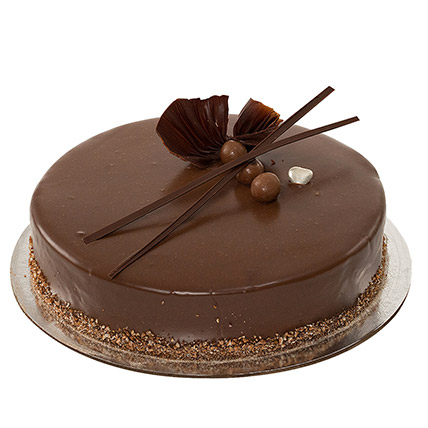 Yummy Chocolate Cake: Childrens Day Gifts