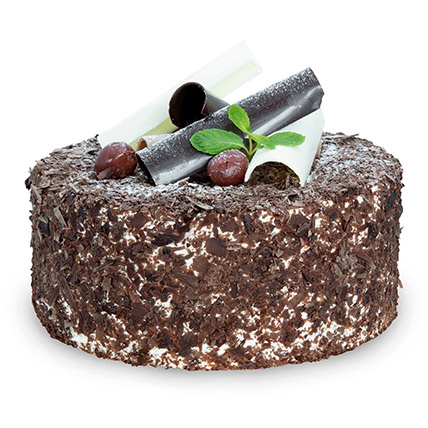 Blackforest Cake 12 Servings LB: Send Cakes to Lebanon