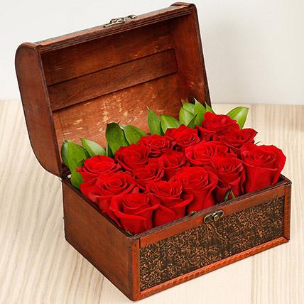 Treasured Roses OM: Send Flowers to Oman