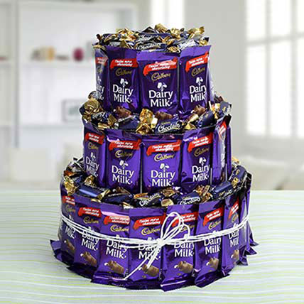 3 Layers Cadburry PH: Send Gifts to Philippines