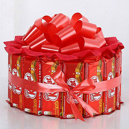 Sweet Kitkat Bouquet PH: Send Gifts to Philippines
