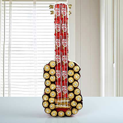 Guitar Of Chocolates PH: Send Gifts to Philippines