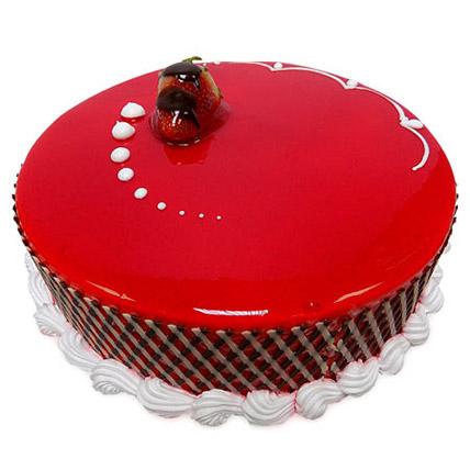 1Kg Strawberry Carnival Cake PH: Cakes to Cebu