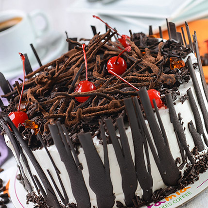 Yummy Choco Cherry Cake PH: Cakes to Quezon