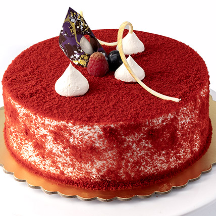 Red Velvety Cake: Gifts To Buraydah