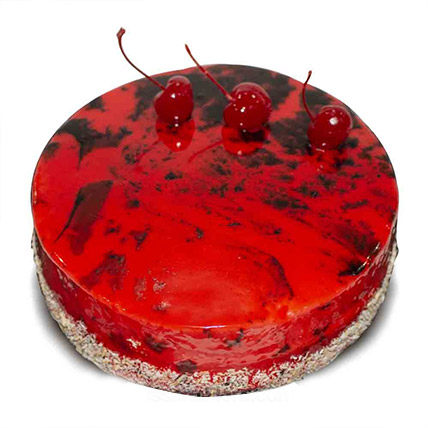 Red Chocolate Cake: Send Gifts To Sri Lanka