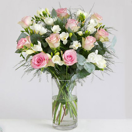 Fondest Affections In Vase: Send Gifts to UK