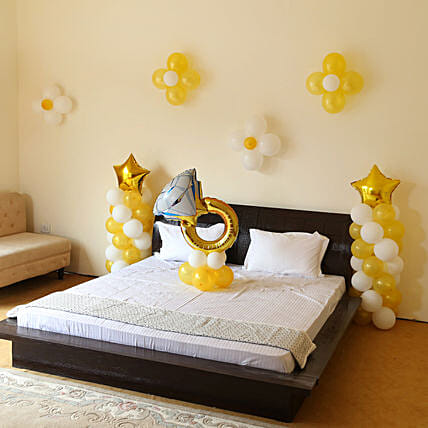 Propose in Style Balloon Décor