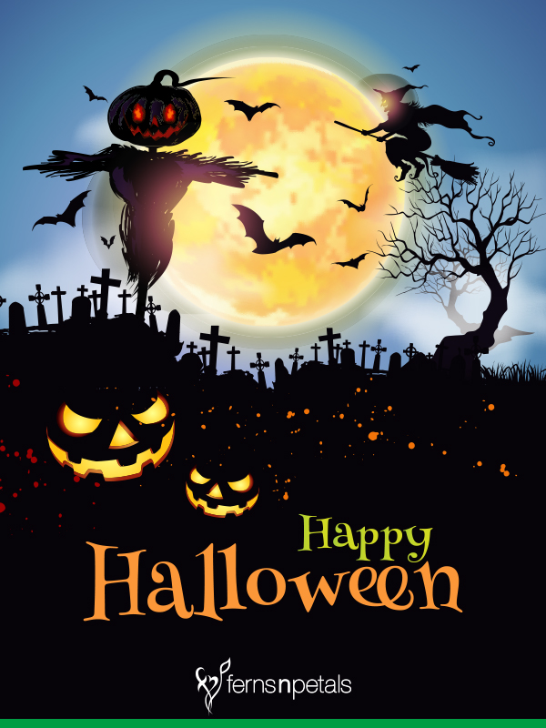 halloween greeting pictures
