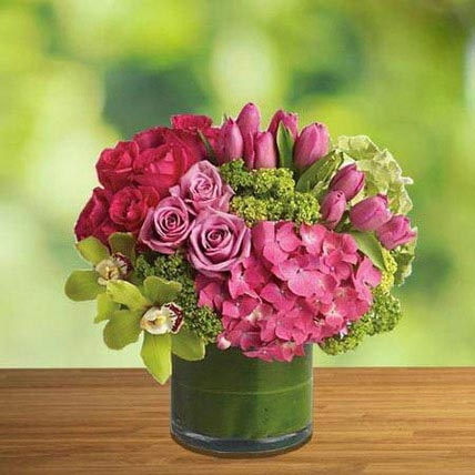 Women's Day Flowers Online