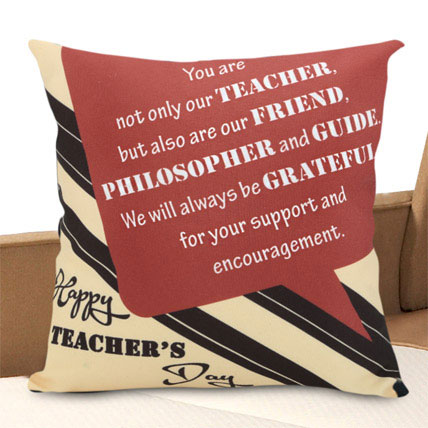 Personalised Cushions for Teachers
