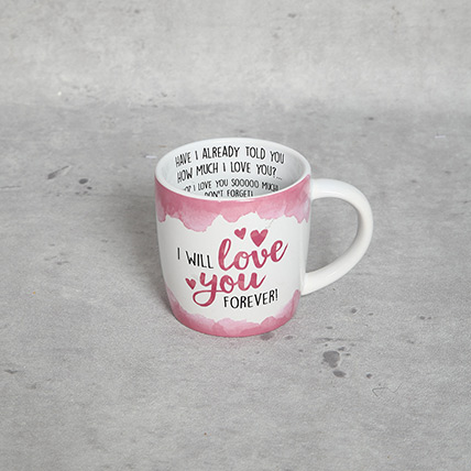 Personalised Mugs for Promise Day