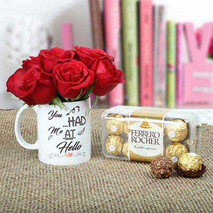 Chocolate Day Gift Combos