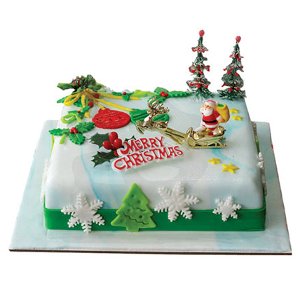 Christmas Cakes Online