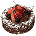 Blackforest Cake 4 Portion