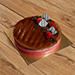 Exotic Chocolate Fraisier Cake 2kg