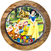 Snow White Butterscotch Cake 1 Kg Eggless