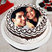 Personalized Cake of Love 2 Kg Truffle Cake